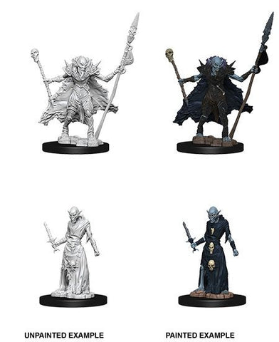 Pathfinder Deep Cuts Unpainted Miniatures : GHOULS