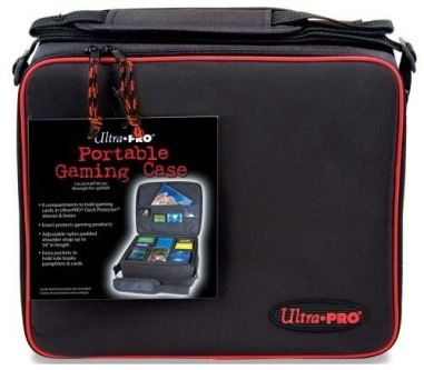 Ultrapro Zippered Gaming Case