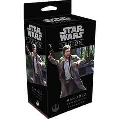 Star Wars: Legion - Han Solo Commander Expansion | Emerald Dragon Games