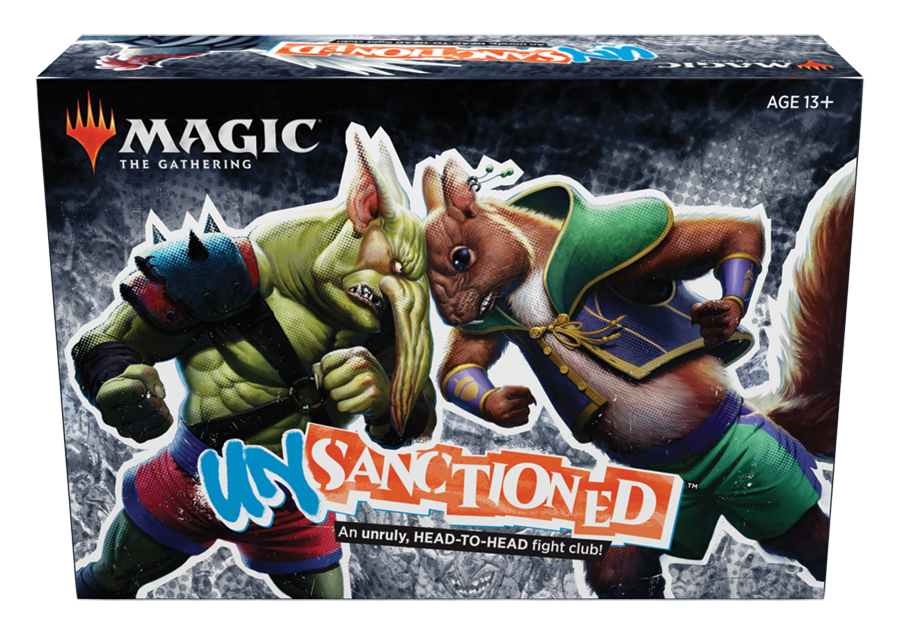 Magic: The Gathering - Unsanctioned Box | Emerald Dragon Games
