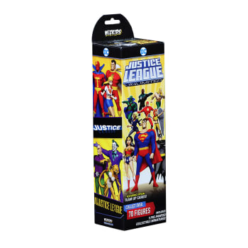 DC HeroClix: Justice League Unlimited Booster | Emerald Dragon Games