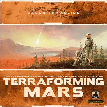 TERRAFORMING MARS | Emerald Dragon Games
