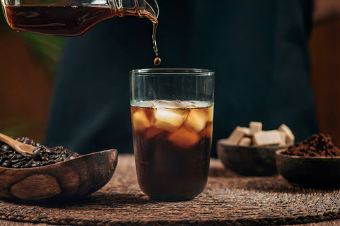 The perfect cup of cold brew with Hugo Coffee