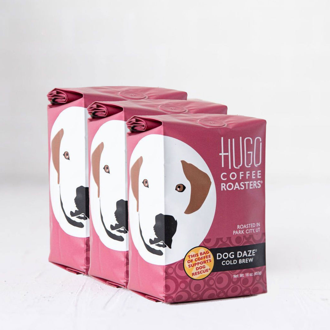 3 Pack Bundle: Dog Daze Cold Brew