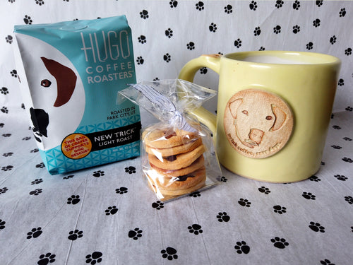 Dog Lover's Gift Pack | New Trick Light Roast Coffee