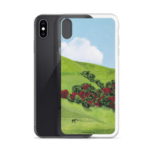 Load image into Gallery viewer, iPhone cell case - Sonoma hills in winter - FREE SHIPPING