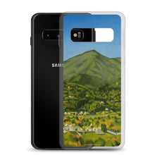 Load image into Gallery viewer, Samsung cell case - Mt Tamalpais from the studio - FREE SHIPPING