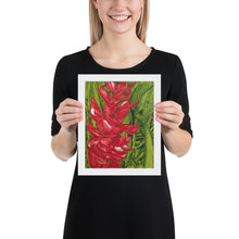 Load image into Gallery viewer, Framed Print - Red Ginger - FREE SHIPPING