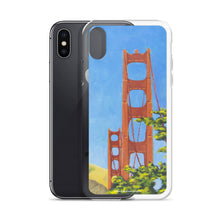 Load image into Gallery viewer, iPhone Case - Golden gate bridge - FREE SHIPPING