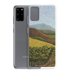 Samsung Case - Napa vines in the fall - FREE SHIPPING