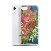 Load image into Gallery viewer, iPhone Case - Kauai Tropical Florals - FREE SHIPPING