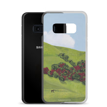 Load image into Gallery viewer, Samsung Case - Sonoma Hills in Winter - FREE SHIPPING