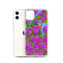 Load image into Gallery viewer, iPhone Case - Bougainvillea - FREE SHIPPING