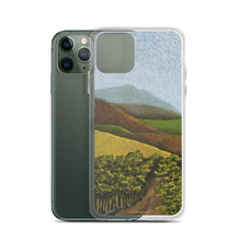 Load image into Gallery viewer, iPhone cell case - Napa Valley vines in the fall - FREE SHIPPING