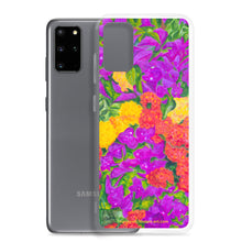 Load image into Gallery viewer, Samsung Case - Rainbow Garden - FREE SHIPPING