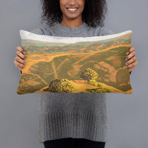 Decorative Pillow - Cal's Delight - Lucas Valley, CA
