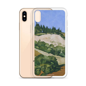 iPhone cell case - Marin Hills 2 - FREE SHIPPING