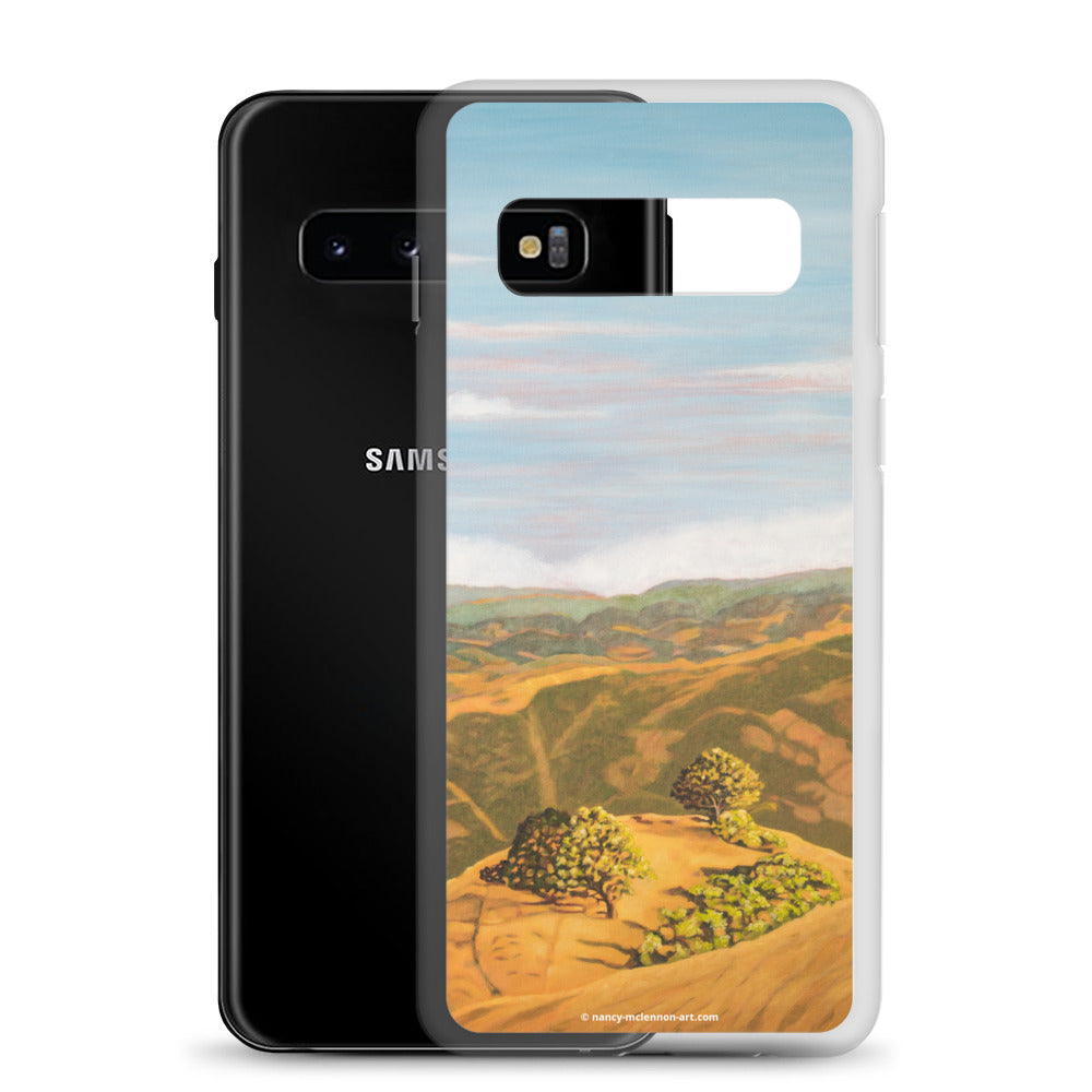Samsung Case - Cal's Delight - Lucas Valley, CA