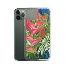 Load image into Gallery viewer, iPhone Case - Kauai Tropical Florals
