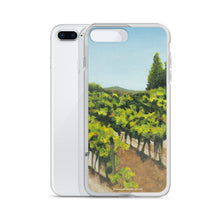 Load image into Gallery viewer, iPhone Case - Napa Vines before harvest - FREE SHIPPING