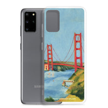 Load image into Gallery viewer, Samsung Case - Golden gate bridge from Marin - FREE SHIPPING