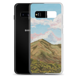 Samsung Case - Sun on Mt Tamalpais - FREE SHIPPING
