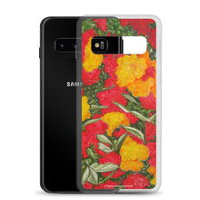 Load image into Gallery viewer, Samsung Case - Red and Yellow Roses - FREE SHIPPING
