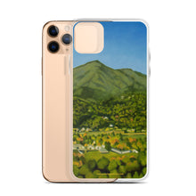 Load image into Gallery viewer, iPhone cell case - Mt Tamalpais from the studio - FREE SHIPPING