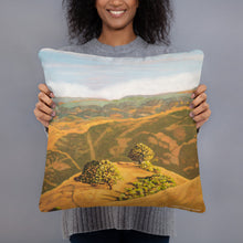 Load image into Gallery viewer, Decorative Pillow - Cal's Delight - Lucas Valley, CA