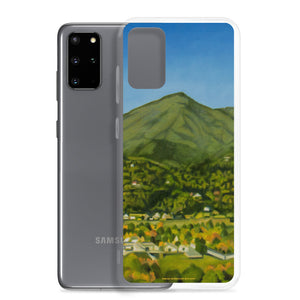 Samsung cell case - Mt Tamalpais from the studio - FREE SHIPPING