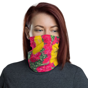 Face Cover - Rose Garden 1 - FREE SHIPPING