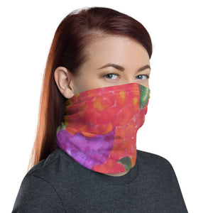 Face Cover - Rainbow garden - FREE SHIPPING