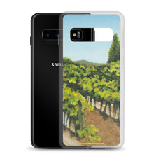 Load image into Gallery viewer, Samsung Case - Napa vines before harvest - FREE SHIPPING
