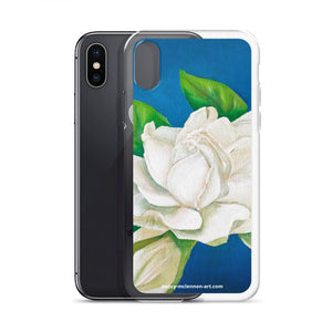 iPhone Case - Glowing gardenia - FREE SHIPPING