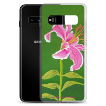 Load image into Gallery viewer, Samsung Case - Stargazer Lily 2 - FREE SHIPPING