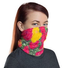 Load image into Gallery viewer, Face Cover - Rose Garden 1 - FREE SHIPPING