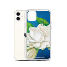 Load image into Gallery viewer, iPhone Case - Glowing gardenia - FREE SHIPPING