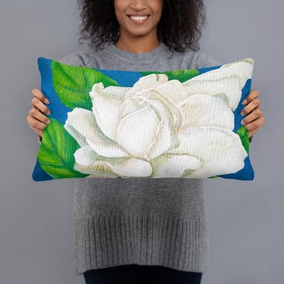 Decorative Pillow – Gardenia – FREE SHIPPING