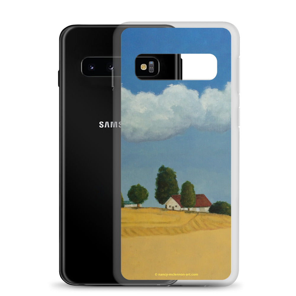Samsung Case - Spokane WA Farm - FREE SHIPPING