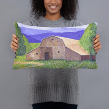 Load image into Gallery viewer, Decorative Pillow - Michigan Barn - FREE SHIPPING