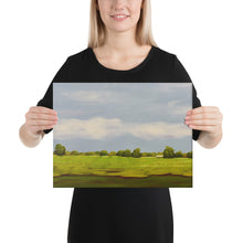 Load image into Gallery viewer, Canvas Print - Sonoma Skaggs Island farm - FREE SHIPPING