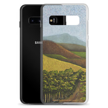 Load image into Gallery viewer, Samsung Case - Napa vines in the fall - FREE SHIPPING