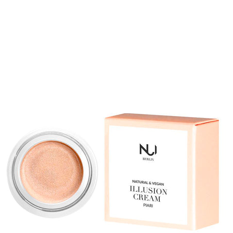 Natural Illusion Cream Eyeshadow PIARI - NUMS | Naturkosmetik & Clean Beauty | online kaufen