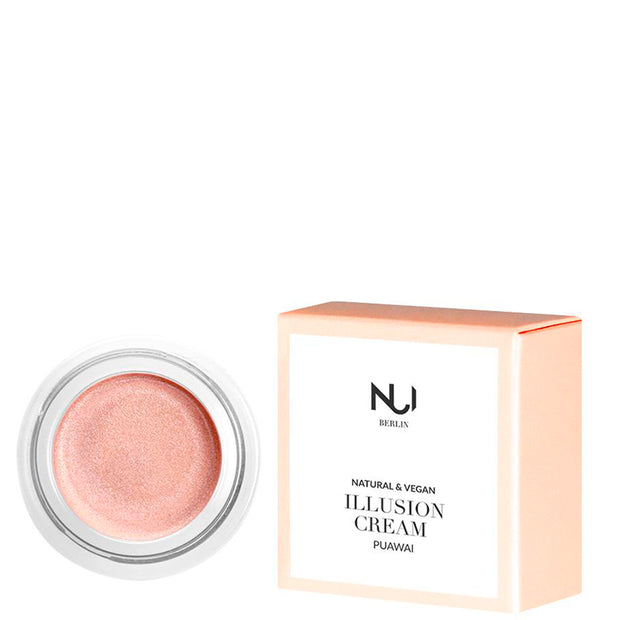 Natural Illusion Cream Eyeshadow PUAWAI