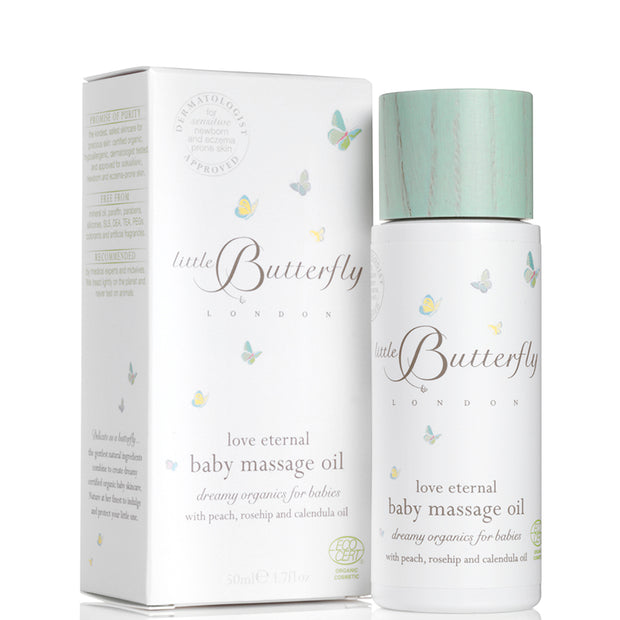 love eternal Baby Massage Oil - NUMS | Naturkosmetik & Clean Beauty | online kaufen