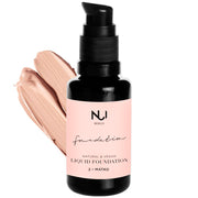 2 Natural Liquid Foundation MATAO