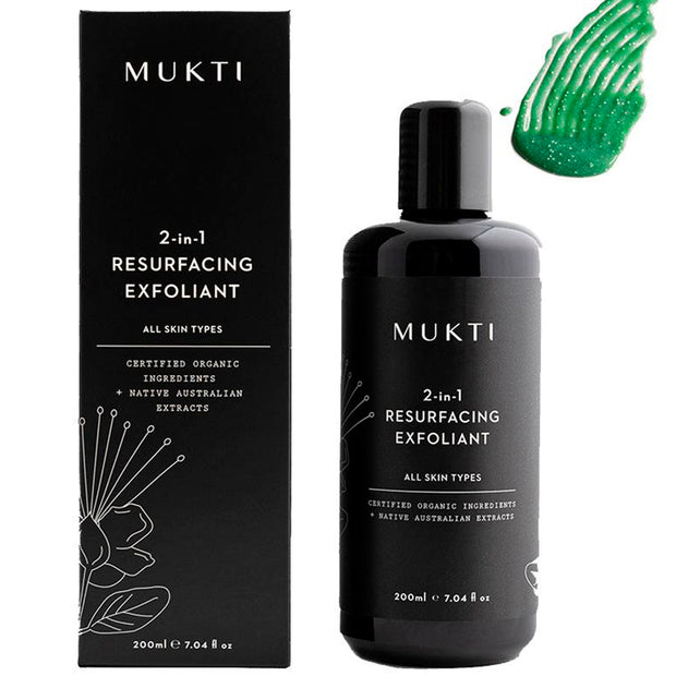 2-in-1 Resurfacing Exfoliant 200 ml - NUMS | Naturkosmetik & Clean Beauty | online kaufen