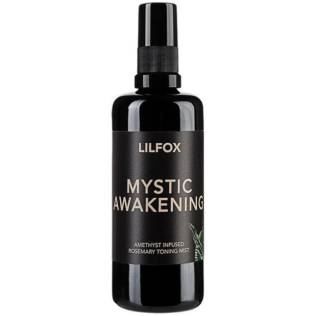 Mystic Awakening Rosemary Skin Toner Mist with Amethyst Infusion (Him + Her)