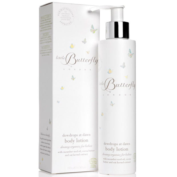 dewdrops at dawn Baby Body Lotion
