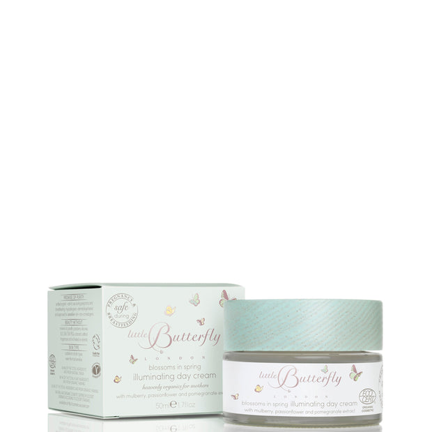 blossoms in spring Illuminating Day Cream